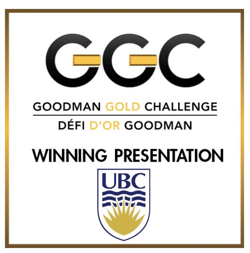 UBC Presentation GGC 2020