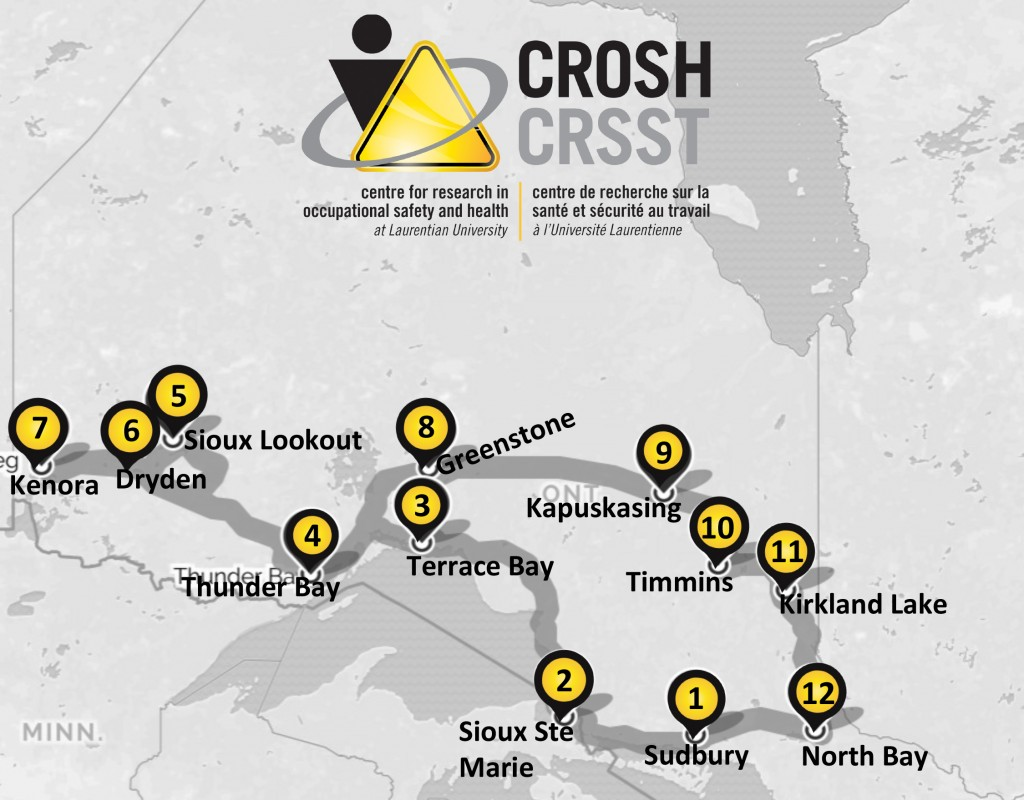 CROSH_Driving Route