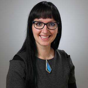 Dr. Nadia Mykytczuk, Acting Interim Executive Director