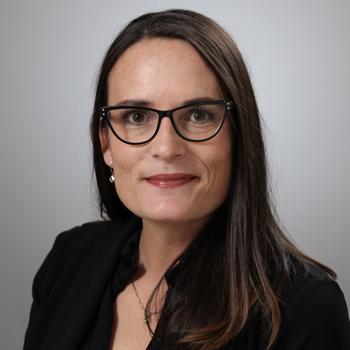Nicole Tardif, Program Coordinator